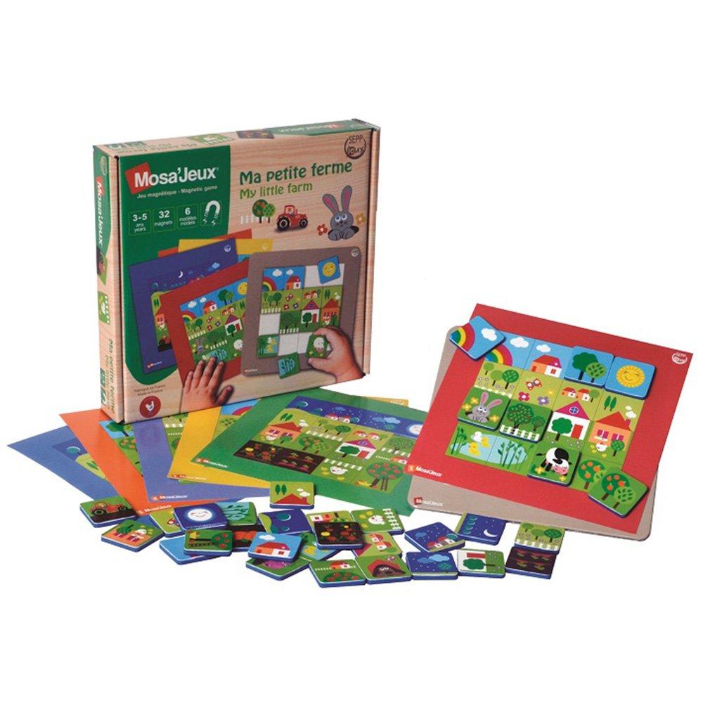 magnetická hračka iOTOBO moja malá Farma
