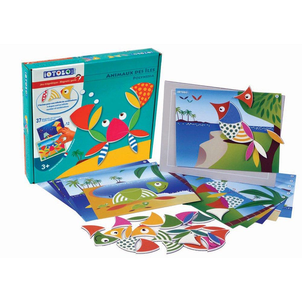 iOTOBO magneticka hračka- Polynesia