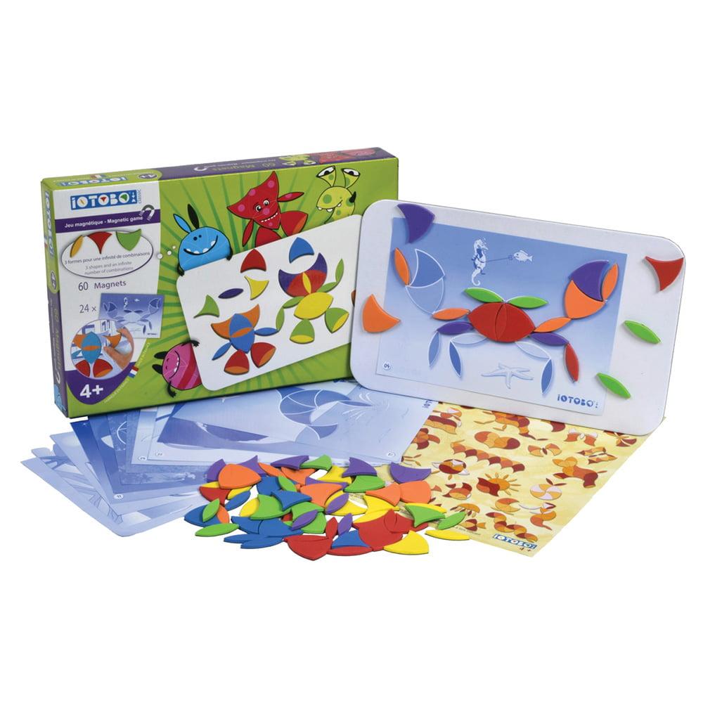 magnetická hračka iOTOBO Basic 4+