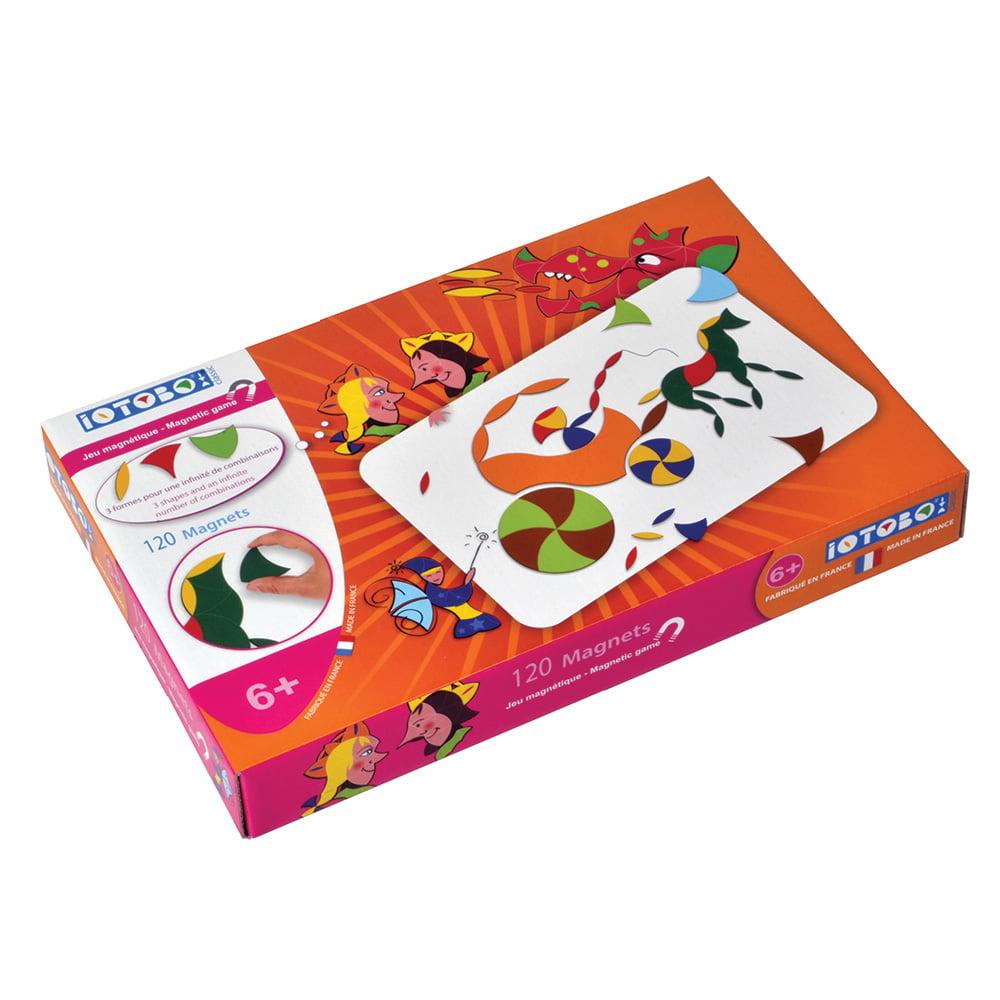 magnetická hračka iOTOBO Basic 6+